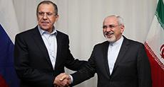 Lavrov, Zarif Stress Importance of Coordination Ahead of Astana Talks