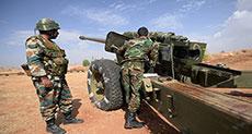 Syrian Army Combat Terrorists in Deir ez-Zour