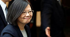 Taiwan Leader Calls for 'New Era' in China Ties