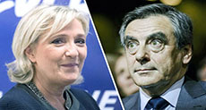 French Election 2017: Le Pen Leading in Latest Poll