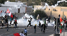 Bahrain Crackdown: Police Attack Anti-regime Protesters