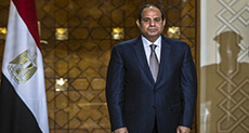 Six Years after Uprising, Sisi Says Egypt «On Right Track»