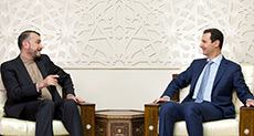 Al-Assad, Abdollahian Affirm Support for Cessation of Hostilities Agreement