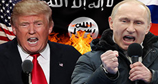 Trump Hopes to Get Along with Russia, Defeat Daesh Together