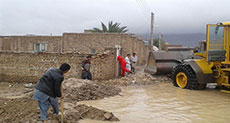 2000+ Families Displaced by Floods in Southeast Iran