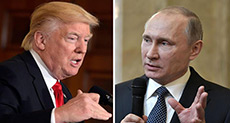 Trump, Putin to Speak Amid GOP Concerns on Sanctions