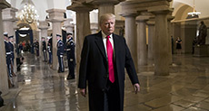 Trump Issues Statement Defending Travel Bans