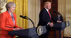 UK Under Pressure to Cancel Trump State Visit
