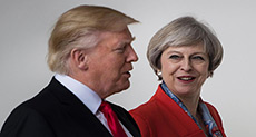 This Is How Theresa May Should Have Reacted to Donald Trump's Travel Ban