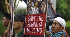 Myanmar Crackdown: Hundreds of Rohingya Massacred