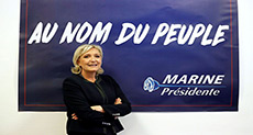 Le Pen Kicks Off Campaign, Promises French «Freedom»