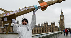 UK-Saudi Arms Trade: Amnesty Making Submission in Legal Case