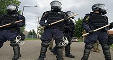 UK Helps Train «Violent» Bahraini Police!