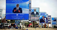 Somali Capital on Lockdown ahead of Presidential Vote