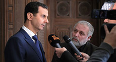 Al-Assad: Europe Harmed Its People by Supporting Terrorism