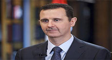 Al-Assad: Tide of Syria Conflict Turning in Our Favor