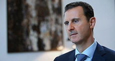 Interview: Assad Rejects Safe Zones in Syria