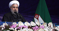 Rouhani: Iranians Will Make Washington Regret Its Threats