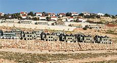 «Israeli» Settlers in WB near Half a Million