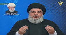 Sayyed Nasrallah: Hizbullah Strongly Supports Syria Cease-fire, Trump A Fool who Unveiled US Real Face