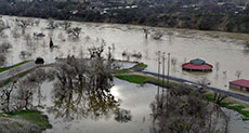 Thousands Remain in Shelters, Crews Work to Fix California Dam Channel