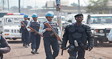 Congo Police Open Fire on Sect Supporters in Capital Kinshasa