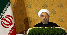 Rouhani: Iran Seeks Good Relations with Gulf Countries