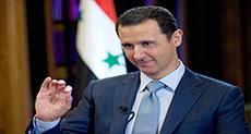 Al-Assad Vows to Retake 'Every Inch' of Syria