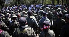 Ex-Colombia Rebels to Begin Disarmament
