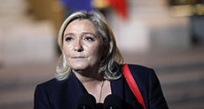 French Elections: Police Quiz Le Pen Aides