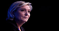 French Elections: Le Pen Refuses a Police Questioning Summons