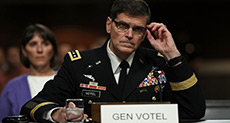Top US Middle East Cmdr. in Secret Syria Trip