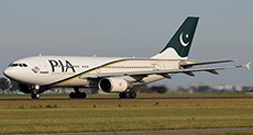 Pakistani Plane Flew with Extra Passengers Standing in Aisle