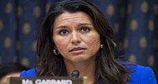 Tulsi Gabbard: US must Stop Arming Terrorists