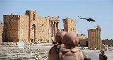 1K+ Daesh Terrorists Killed, Injured in Palmyra Op