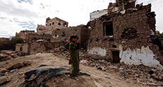 Horror & Uncertainty are Part of Life in Yemen...