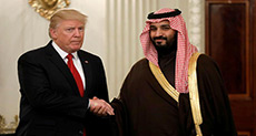 Saudi Prince Sees Trump as «True Friend» to Muslims