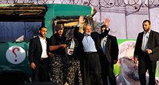 Haniyeh to Head Hamas Political Bureau: Reestablish Relations with Tehran