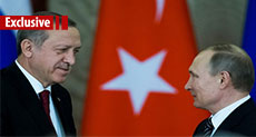 Erdogan's Romance with the Eurasian Coalition Is Bad News for NATO and 'Israel'