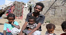 Yemenis Suffer from the World's Largest Humanitarian Crisis