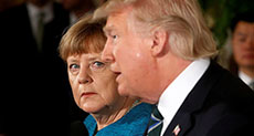 WH Meeting with Trump Was Catastrophic For Merkel