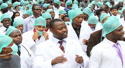 160+ Tanzanian Doctors Headed for Kenya