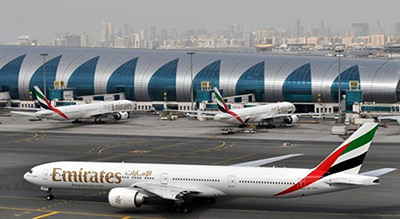 Laptop Ban Hits Dubai for 1.1M Weekend Travelers