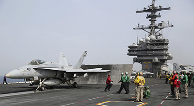 Iran to US: Naval Forces Should Leave Gulf Region