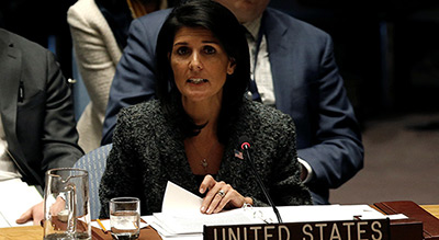 US Shifts Priorities in Syria: Removing Assad Not Prime Concern