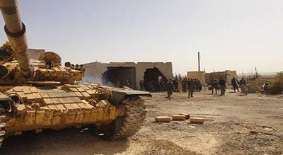 Syrian Army Killed 2,000+ Terrorists near Hama