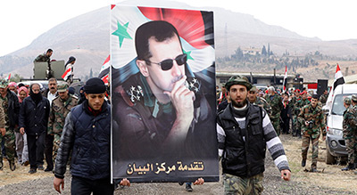 «Facing Political Reality»: US Changes Mind About Assad, ME