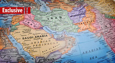 The Middle East's Post-Western Age