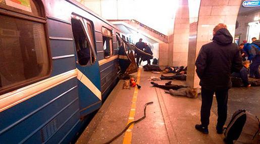 Kyrgyz-Born Man Identified as St. Petersburg Subway Bomber
