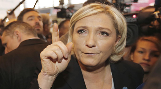 French Presidential Election: Le Pen to Be Crushed By Macron